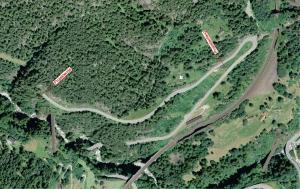 H11 Etappe 2, Depoorter - Legisteintunnel, Strassensanierung